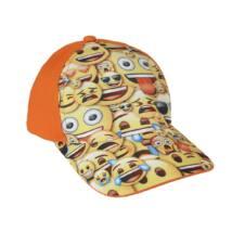 Emoji baseball sapka narancs