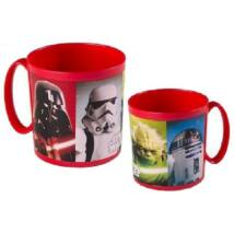 Star Wars műanyag pohár