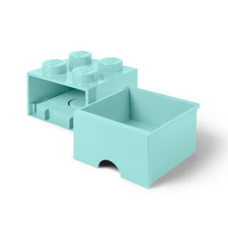 LEGO Brick Drawers 4 - Aqua (40051742) fiók