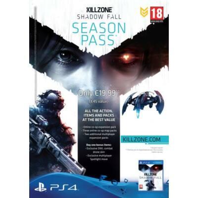 KILLZONE SHADOW FALL SEASON PASS - PS4