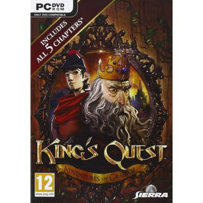 KING'S QUEST - PC