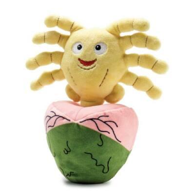 Alien tojás plüss figura 16 cm