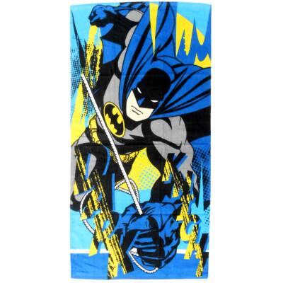 Batman strandtörölköző, 100% pamut, 70x140 cm