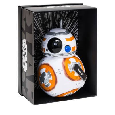 Star Wars BB8 plüss figura 25 cm