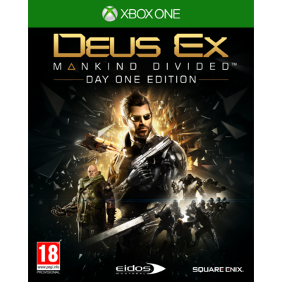 Deus Ex: Mankind Divided D1 Edition - XONE