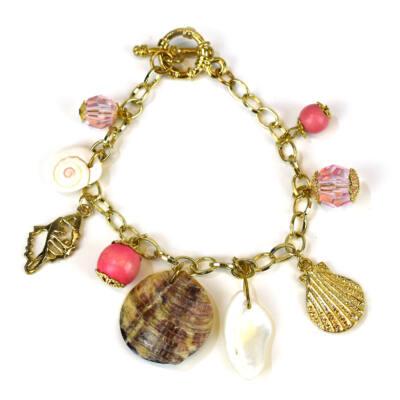 Karkötő kagylós