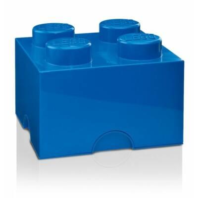 LEGO Storeage Brick 4 - Kék (40031731) tároló blokk