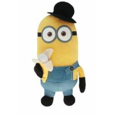 Minyon plüss figura 22 cm - Banános