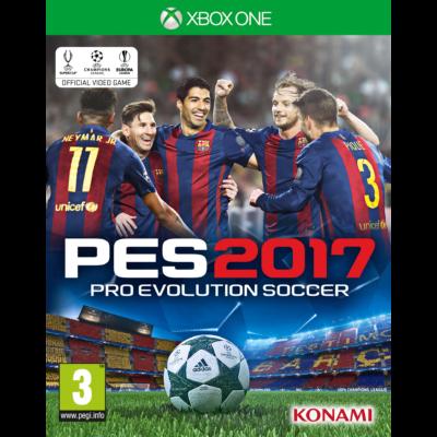 Pro evolution soccer 2017 - XONE