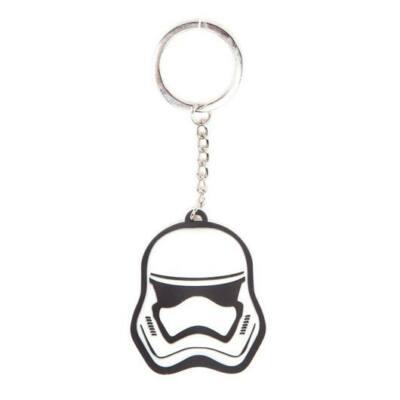 Star Wars Stormtrooper Gumi Kulcstartó