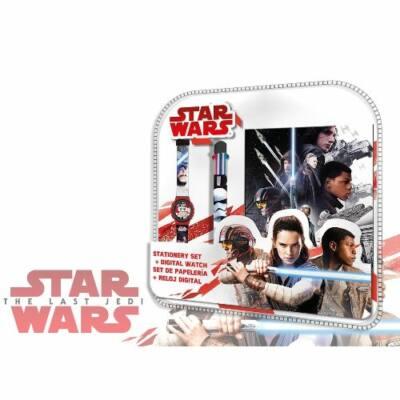 Star Wars karóra, toll és napló