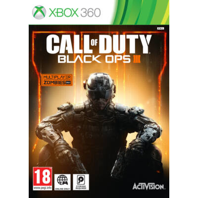 Activision Call of Duty Black Ops III (Xbox 360) Játékprogram